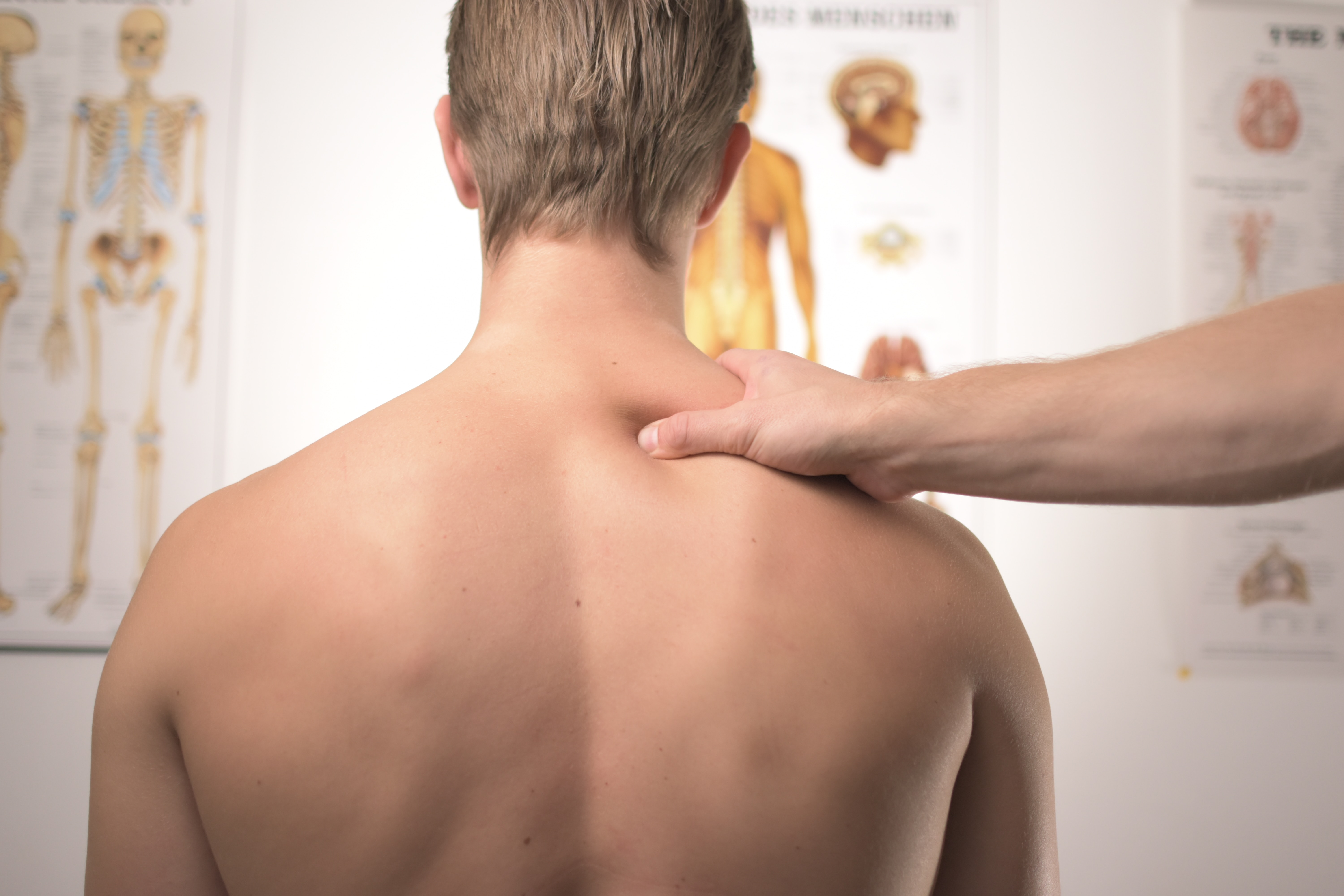 Chiropractor in Bloomington IL mid back pain